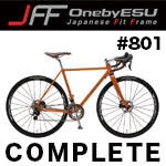 OnebyESU JFF801 完成車予約開始