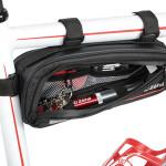 【商品紹介】Zefalより最小のサドルバッグと便利なフレームバッグを発売